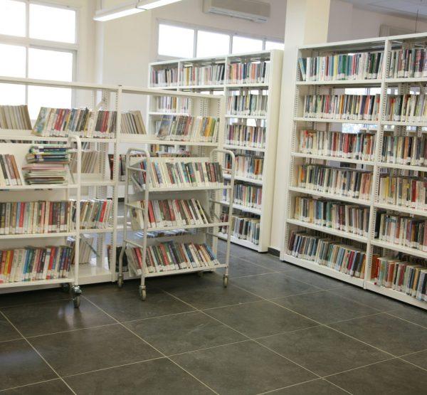 ספריה עירונית